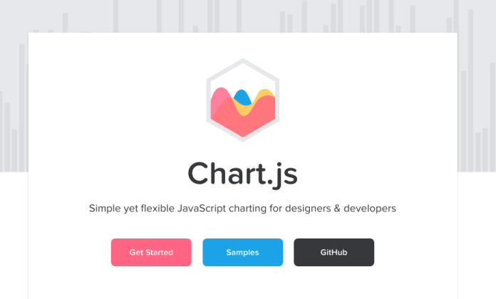 chartjs javascript chart library