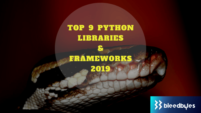 python libraries