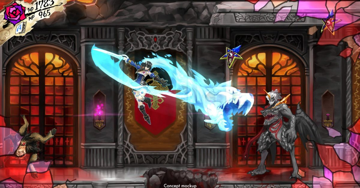 Bloodstained Has Become The Most Successful Video Game Ever On Kickstarter