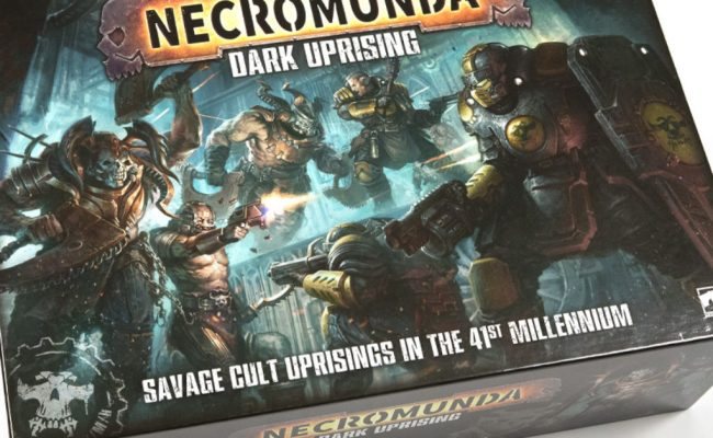 Necromunda Gets New Box Set Treatment From Games Workshop