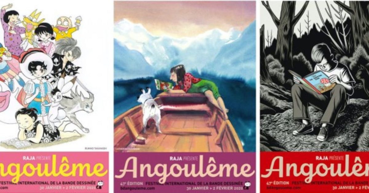 angouleme official selection list for 2020