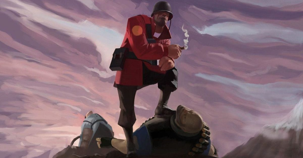 Voice Of Team Fortress 2 Soldier Rick May Dies From COVID-19