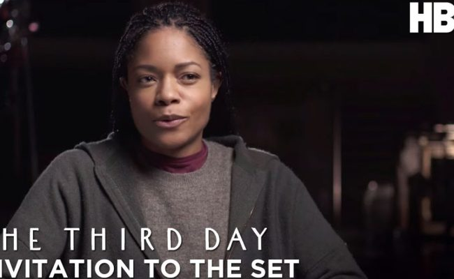 The Third Day Naomie Harris Jude Law Discuss Hbo