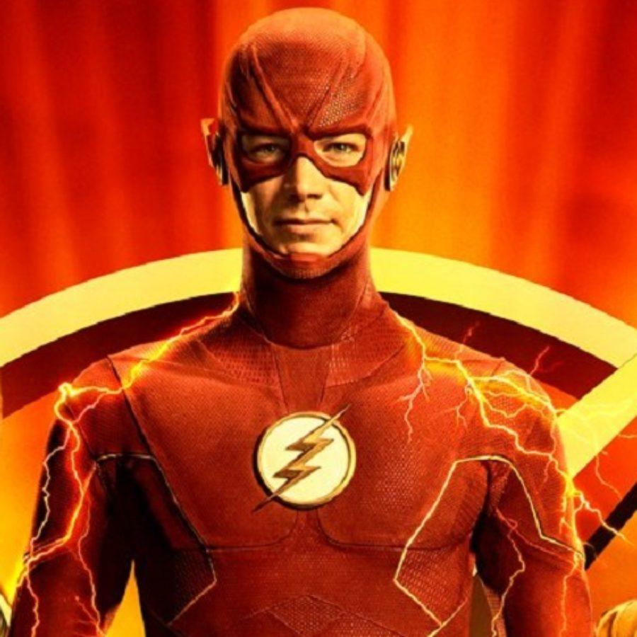 the flash season 7 poster the future
