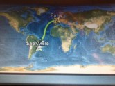 My journey from Europe to Brazil