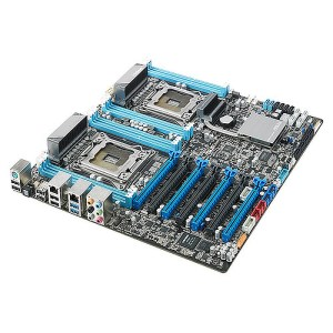 ASUS Z9PE-D8 WS LGA 2011 Intel C602 DDR3 SSI EEB Motherboard (Z9PE-D8 WS)