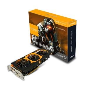 Sapphire Radeon R9 270X TOXIC 2 GB GDDR5 Graphics Card (11217-02-40G)