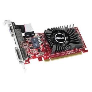 ASUS Radeon R7 240 Low Profile 2GB GDDR3 Graphics Card (R7240-2GD3-L)