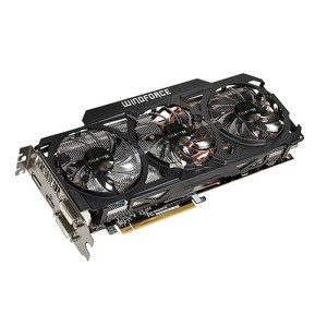 Gigabyte Radeon R9 290 OC 4 GB GDDR5 Graphics Card (GV-R929OC-4GD-GA)