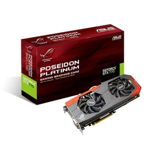 ASUS GeForce GTX 770 Poseidon 2GB GDDR5 Graphics Card (90YV04E4-M0NM00)