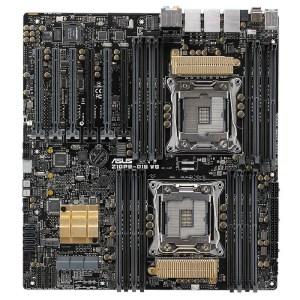 ASUS Z10PE-D16 WS LGA 2011-v3 Intel C612 DDR4 SSI EEB Motherboard (90SB04L0-M0EAY0)