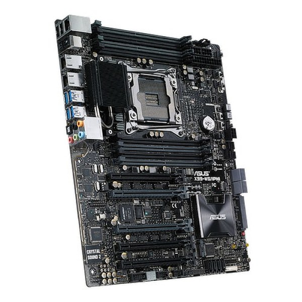 ASUS X99-WS/IPMI LGA 2011-v3 Intel X99 DDR4 ATX Motherboard (90SB04S0-M1EAY0)