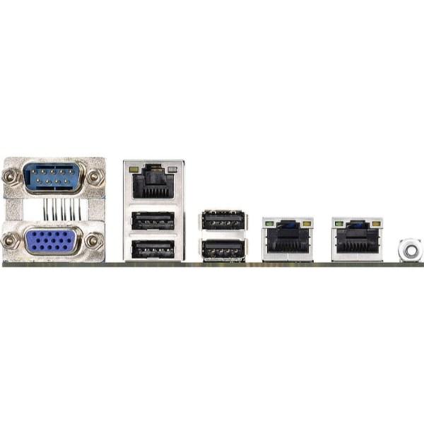 ASRock E3C222D4U LGA 1150 Intel C222 DDR3 Micro ATX Motherboard (E3C222D4U)