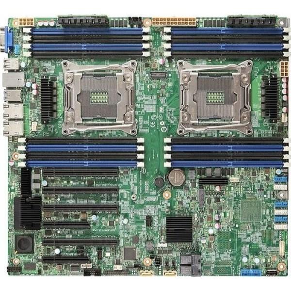 Intel LGA 2011 Intel C612 DDR4 SSI EEB Motherboard (DBS2600CW2SR)