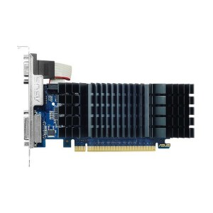 ASUS GeForce GT 730 Silent 2 GB GDDR5 Graphics Card (90YV06N2-M0NA00)