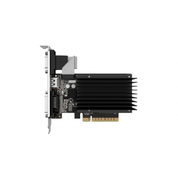Palit GeForce GT 710 1GB GDDR3 Graphics Card (NEAT7100HD06-2080H)