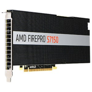 AMD FirePro S7150 8 GB GDDR5 Graphics Card (100-505929)