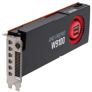 AMD FirePro W9100 32 GB GDDR5 Graphics Card (100-505989)
