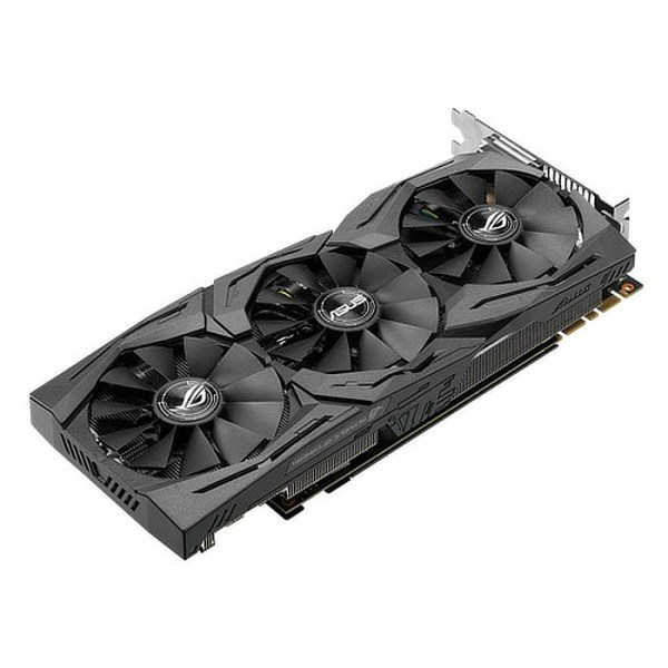 ASUS GeForce GTX 1070 Strix Gaming OC 8GB GDDR5 Graphics Card (90YV09N0-M0NA00)
