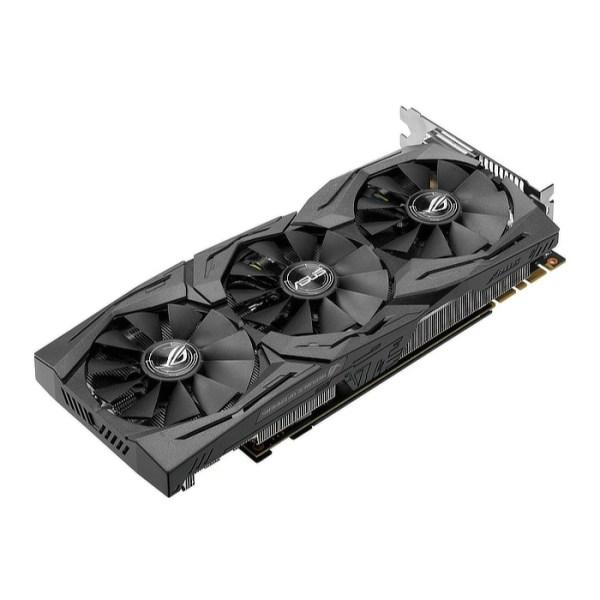 ASUS GeForce GTX 1070 ROG Strix 8GB GDDR5 Graphics Card (90YV09N2-M0NA00)