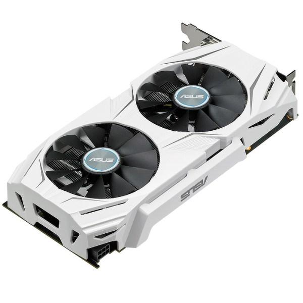 ASUS GeForce GTX 1060 DUAL OC 3 GB GDDR5 Graphics Card (90YV09X3-M0NA00)