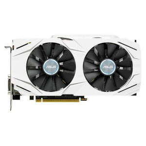 ASUS GeForce GTX 1060 DUAL 3GB GDDR5 Graphics Card (90YV09X5-M0NA00)