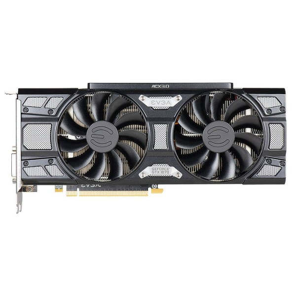 EVGA GeForce GTX 1070 Black SC 8GB GDDR5 Graphics Card (08G-P4-5173-KR)