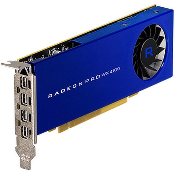 AMD Pro WX 1400 4 GB GDDR5 Graphics Card (100-506008)