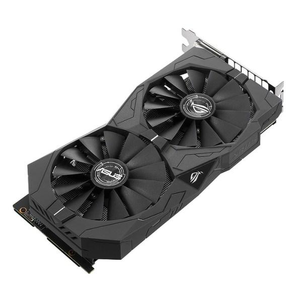 ASUS GeForce GTX 1050 Ti Strix Gaming 4GB GDDR5 Graphics Card (90YV0A31-M0NA00)