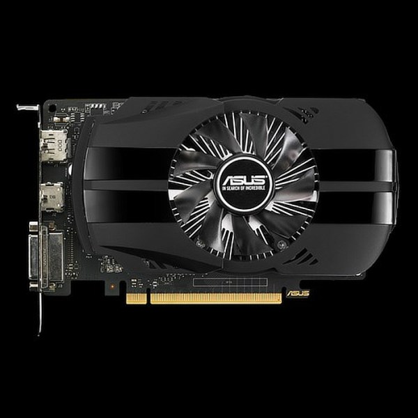 ASUS GeForce GTX 1050 Ti 4GB GDDR5 Graphics Card (90YV0A70-M0NA00)