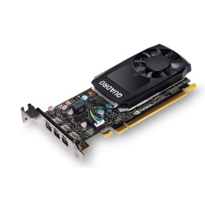 PNY Quadro P400 2 GB GDDR5 Graphics Card (VCQP400BLK-1)