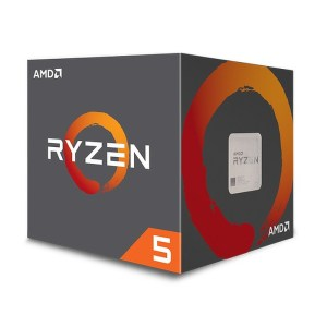 AMD Ryzen 5 1600 3.2 GHz Socket AM4 6-Core Processor (YD1600BBAEBOX)
