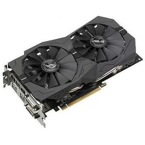 ASUS Radeon RX 570 ROG Strix 4 GB GDDR5 Graphics Card (90YV0AJ1-M0NA00)
