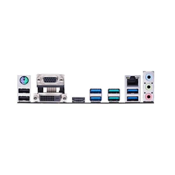 ASUS PRIME X370-A Socket AM4 AMD X370 DDR4 ATX Motherboard (90MB0UN0-M0EAY0)