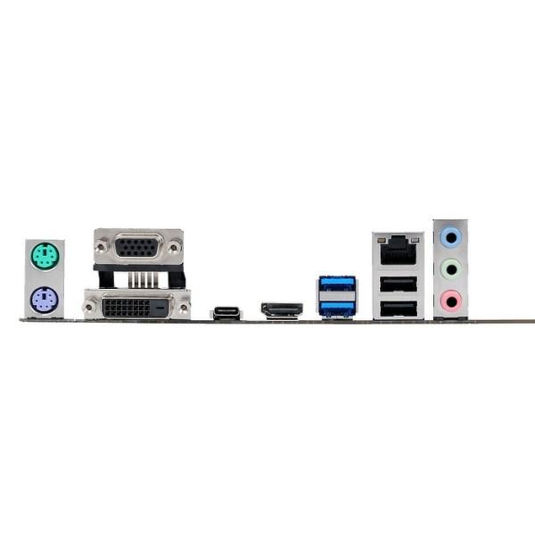 ASUS PRIME B250M-A/CSM LGA 1151 Intel B250 DDR4 Micro ATX Motherboard (90MB0SR0-M0EAYC)