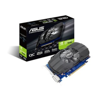 ASUS GeForce GT 1030 OC 2GB GDDR5 Graphics Card (90YV0AU0-M0NA00)