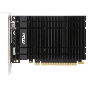 MSI GeForce GT 1030 Passive OC 2 GB GDDR5 Graphics Card (GT 1030 2GH OC)