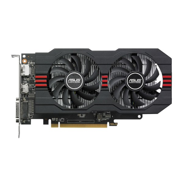 ASUS Radeon RX 560 OC 2GB GDDR5 Graphics Card (90YV0AH2-M0NA00)