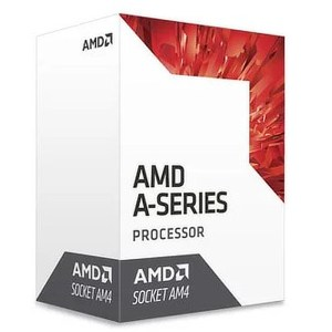 AMD A8-9600 3.1 GHz Socket AM4 4-Core Processor (AD9600AGABBOX)