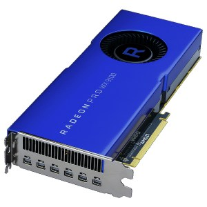 AMD Radeon Pro WX 9100 16 GB HBM2 Graphics Card (100-505957)