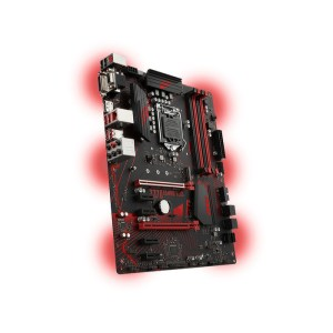 MSI Z370 GAMING PLUS LGA 1151 Intel DDR4 ATX Motherboard (Z370 GAMING PLUS)