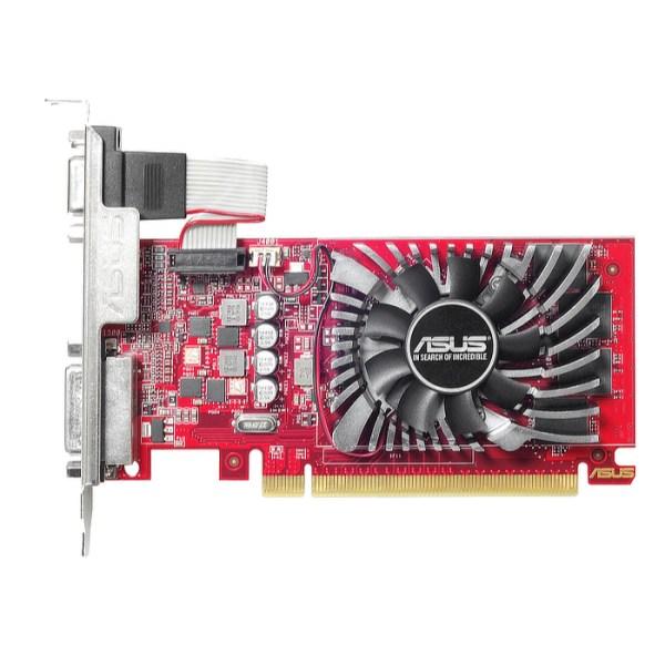 ASUS Radeon R7 240 Low Profile OC 4GB GDDR5 Graphics Card (90YV0BG0-M0NA00)