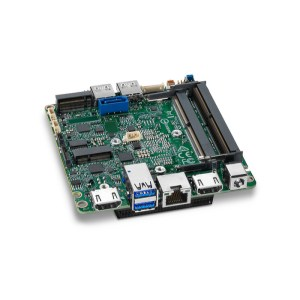 Intel BGA 1356 Intel DDR4 UCFF Motherboard (BLKNUC7I7DNBE)