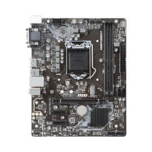 MSI H310M PRO-M2 LGA 1151 Intel H310M DDR4 Mini ATX Motherboard (H310M PRO-M2)