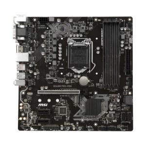 MSI B360M PRO-VDH LGA 1151 Intel B360 DDR4 Micro ATX Motherboard (B360M PRO-VDH)