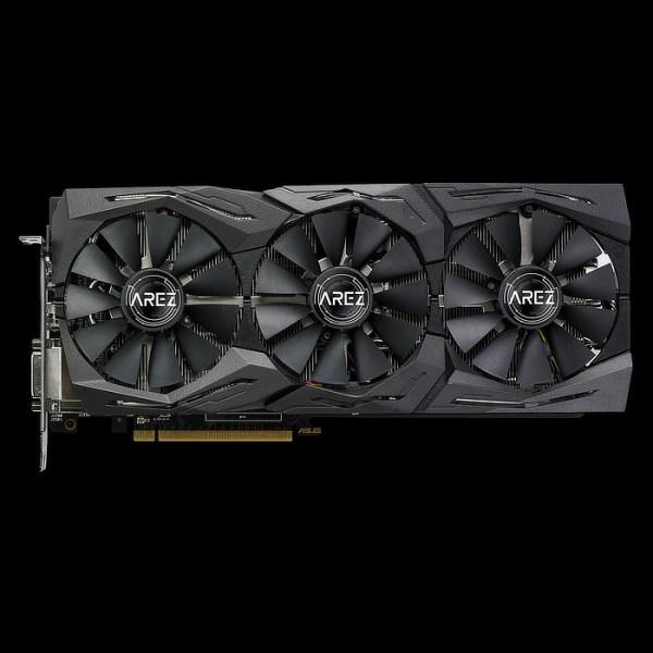 ASUS Radeon RX 580 Arez Strix Gaming Top 8GB GDDR5 Graphics Card (90YV0AK3-M0NA00)