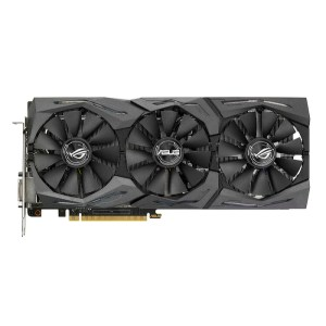 ASUS GeForce GTX 1070 Strix Gaming OC 8 GB GDDR5 Graphics Card (STRIX-GTX1070-O8G-GAMING)
