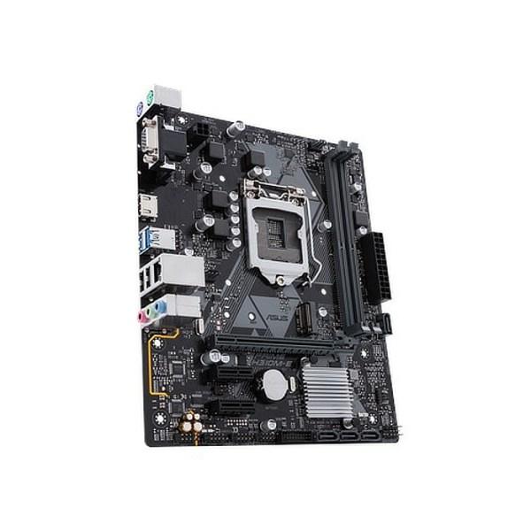 ASUS PRIME H310M-E/CSM LGA 1151 Intel H310 DDR4 Mini ATX Motherboard (90MB0X90-M0EAYC)