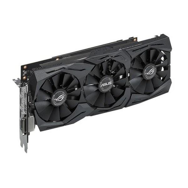 ASUS GeForce GTX 1060 ROG Strix Gaming Advanced 6GB GDDR5 Graphics Card (90YV09Q3-M0NA00)
