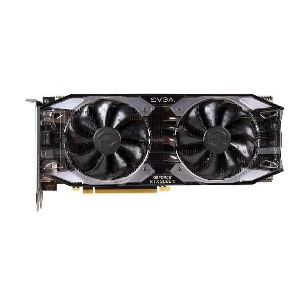 EVGA GeForce RTX 2080 Ti XC 11GB GDDR6 Graphics Card (11G-P4-2382-KR)